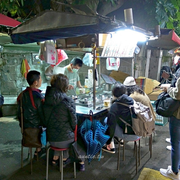 台北市 餐飲 夜市攤販小吃 泰順街大樹下甜品攤