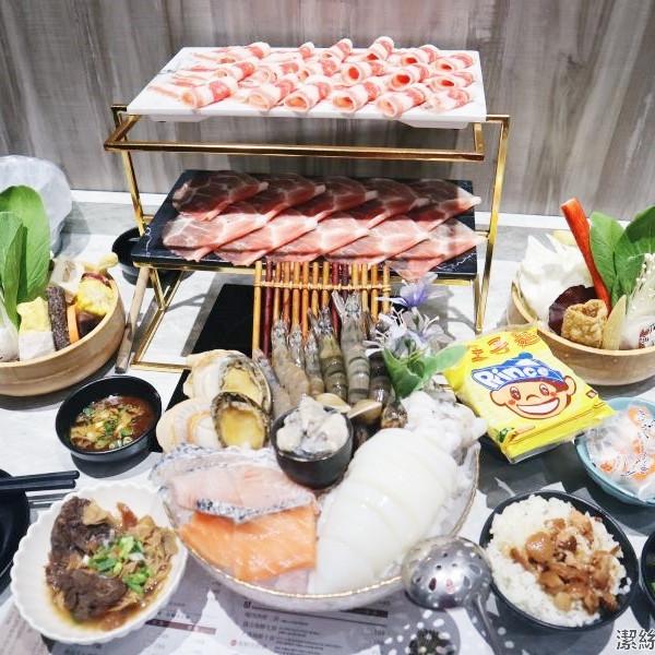 桃園市 餐飲 鍋物 火鍋 嗑肉石鍋-桃園八德店