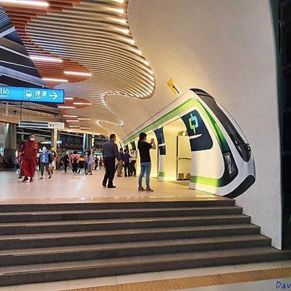 台中市 交通 捷運 台中捷運景點美食推薦