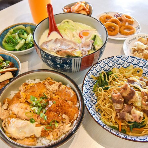 台中市 餐飲 日式料理 丼飯‧定食 微笑茶米日式丼飯東海小吃