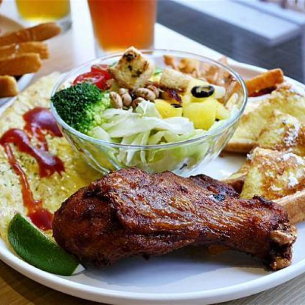 新北市 餐飲 咖啡館 0100滿分Brunch.早午餐