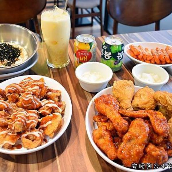 新竹市 餐飲 韓式料理 起家雞巨城店