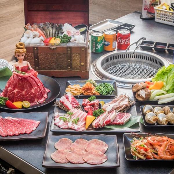 桃園市 餐飲 吃到飽 超夯の燒肉-中華店