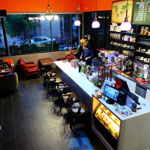 高雄市 餐飲 咖啡館 仁和雅咖啡