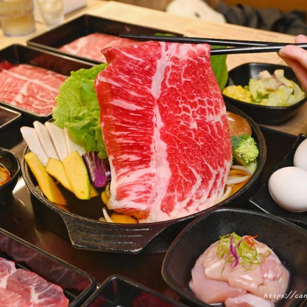 台中市 餐飲 鍋物 火鍋 一番地壽喜燒 大墩店