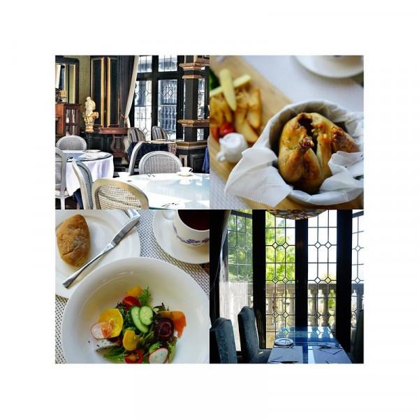 南投縣 餐飲 牛排館 老英格蘭莊園 維吉諾餐廳
