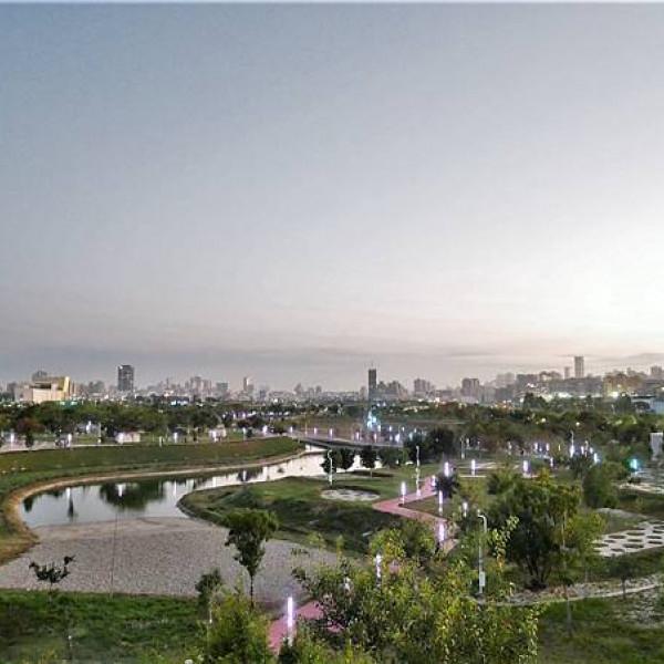 台中市 觀光 公園 中央公園Taichung Central Park