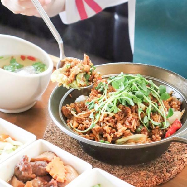 新北市 餐飲 素食料理 蔬食料理 兆康宴南洋蔬食料理