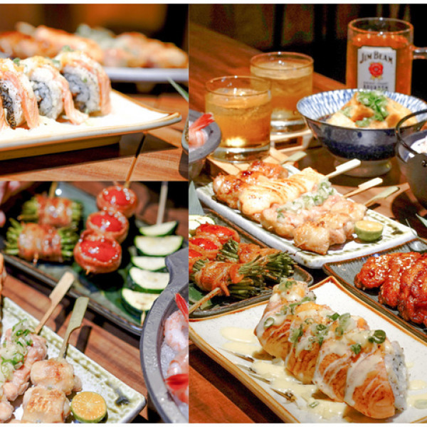 台北市 餐飲 燒烤‧鐵板燒 嚐居居酒屋