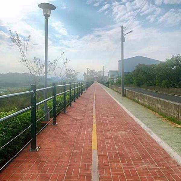 台中市 觀光 休閒娛樂場所 草湖溪自行車道