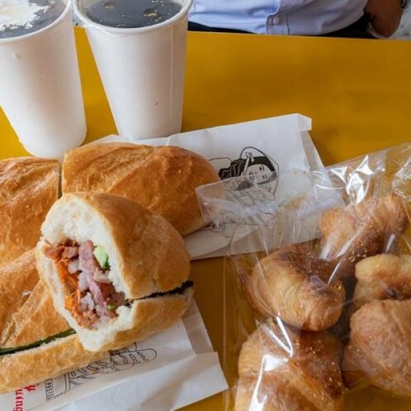 台中市 餐飲 糕點麵包 越南法國麵包工藝市政店