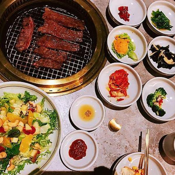 台中市 餐飲 韓式料理 RIBBON 醴本韓國正統燒肉