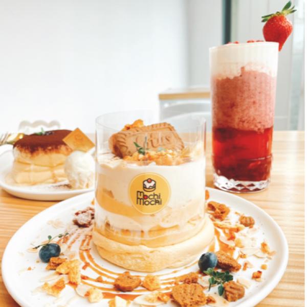 台南市 餐飲 飲料‧甜點 甜點 Mochi Mochi 鬆餅屋