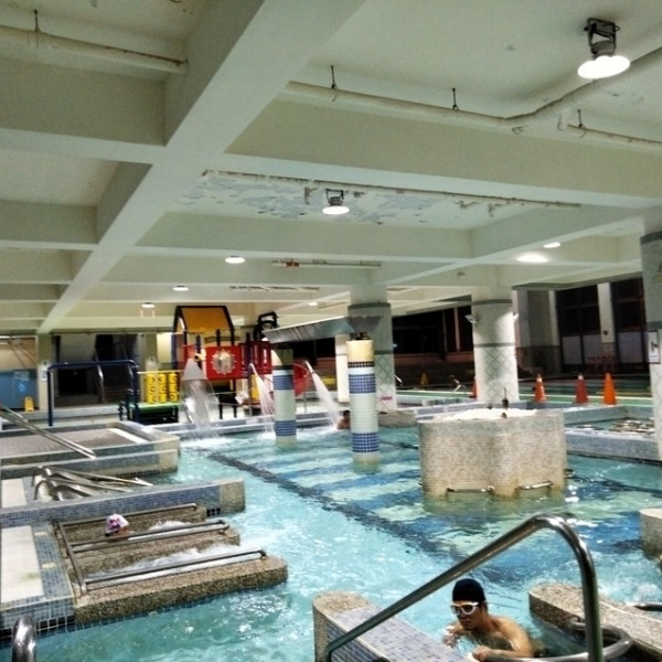 桃園市 觀光 休閒娛樂場所 焚化爐回饋游泳池