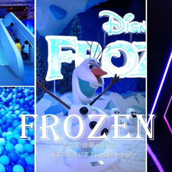 台北市 觀光 博物館‧藝文展覽 冰雪奇緣夢幻特展