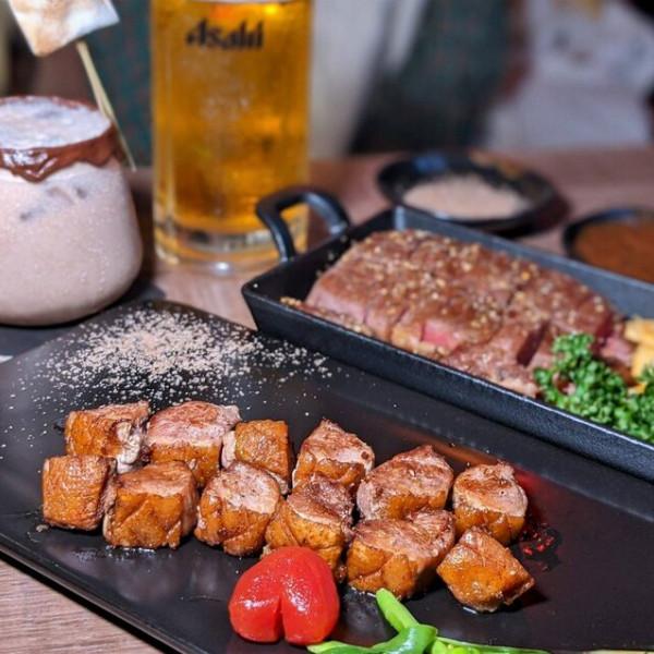 台北市 餐飲 燒烤‧鐵板燒 其他 一杯起 鐵板x串燒