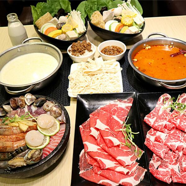 台北市 餐飲 鍋物 荖子鍋-台北林森店