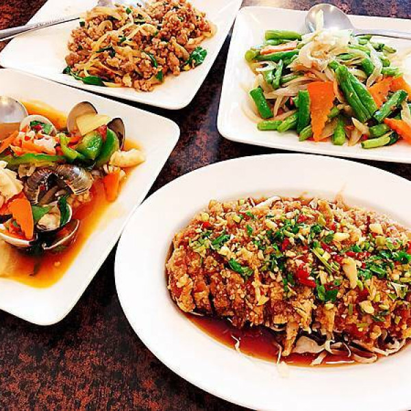 新北市 餐飲 泰式料理 雲香泰國雲南料理