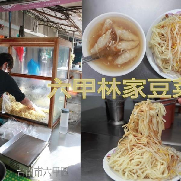 台南市 餐飲 台式料理 六甲林家豆菜麵
