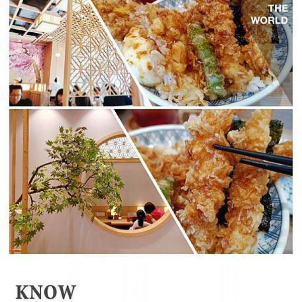 台南市 餐飲 日式料理 日本第一天丼-金子半之助 (台南南紡店)