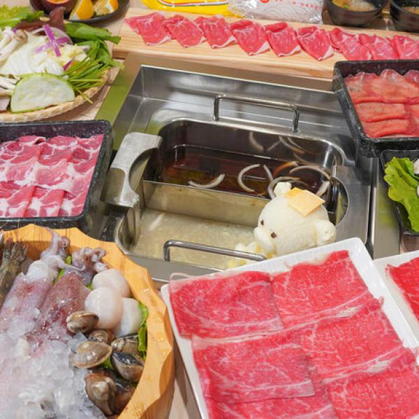 台南市 餐飲 吃到飽 星野肉肉鍋plus 台南南紡購物中心店