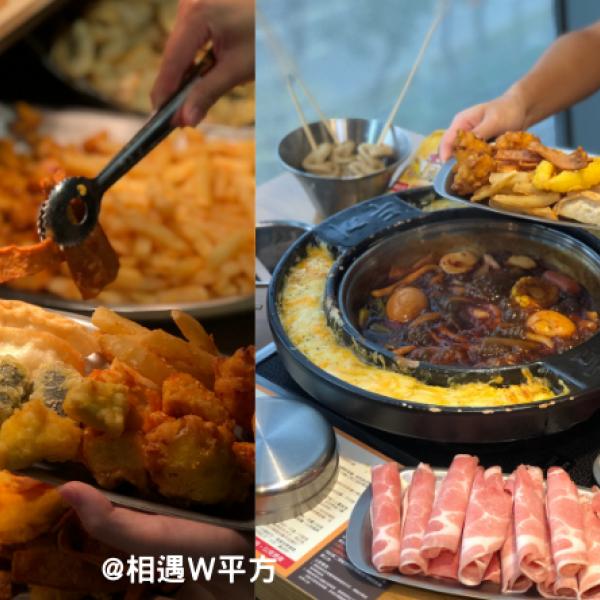 台北市 餐飲 韓式料理 兩餐 Att 信義店