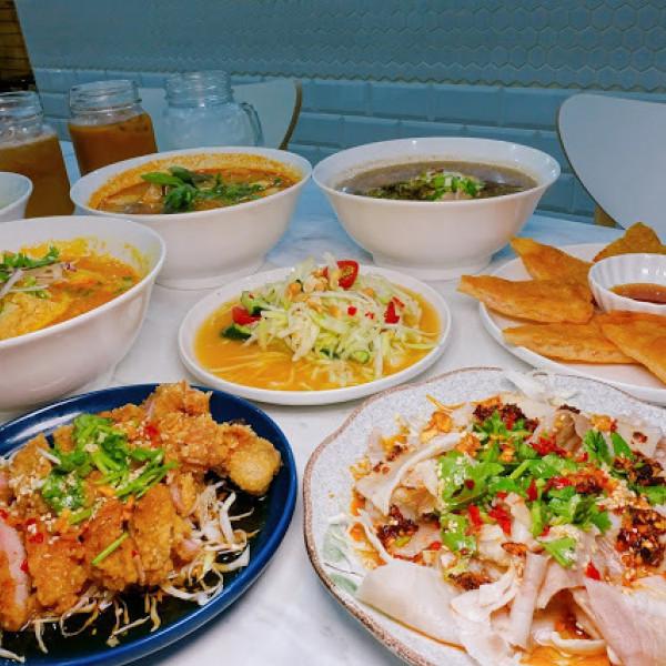 新竹市 餐飲 泰式料理 芭芭食堂 Baba Kitche