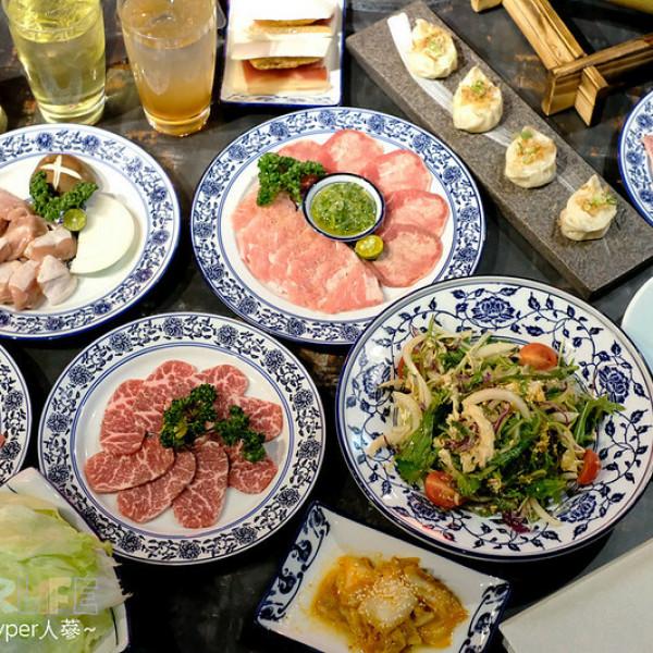 台中市 餐飲 燒烤‧鐵板燒 墨妃家京品燒肉