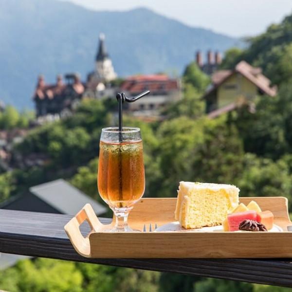 南投縣 餐飲 咖啡館 來福居玻璃屋景觀咖啡廳