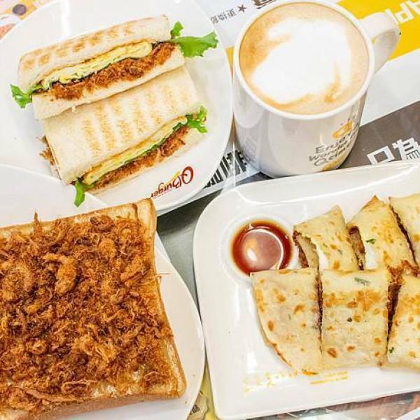 台北市 餐飲 早.午餐、宵夜 西式早餐 Q Burger早午餐店