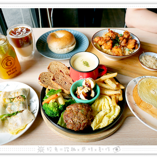 高雄市 餐飲 早.午餐、宵夜 早午餐 咕嘰咕嘰早午餐(楠梓德賢店)