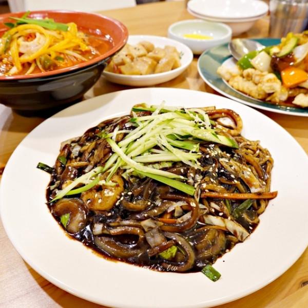 台中市 餐飲 韓式料理 韓華 The 劉