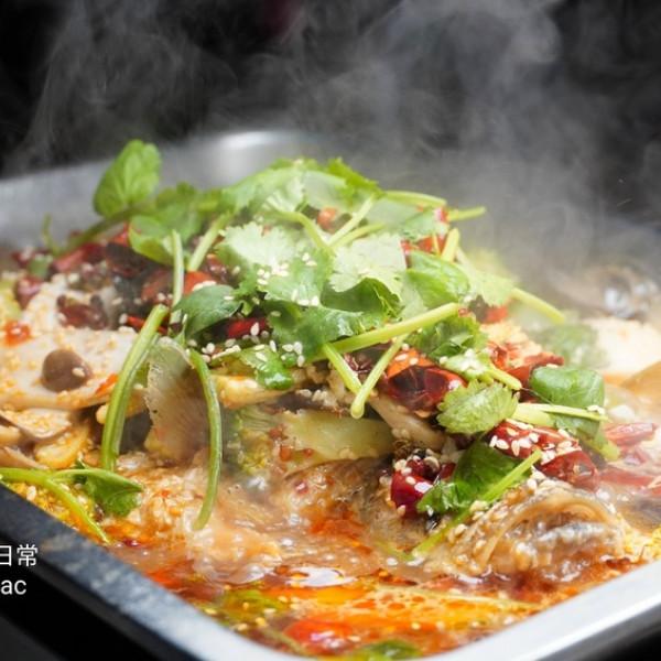 台中市 餐飲 中式料理 川-麻辣乾香鍋