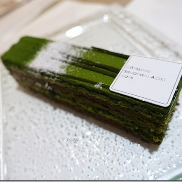 台北市 美食 餐廳 烘焙 蛋糕西點 pâtisserie Sadaharu AOKI paris 青木定治 (晶華酒店)