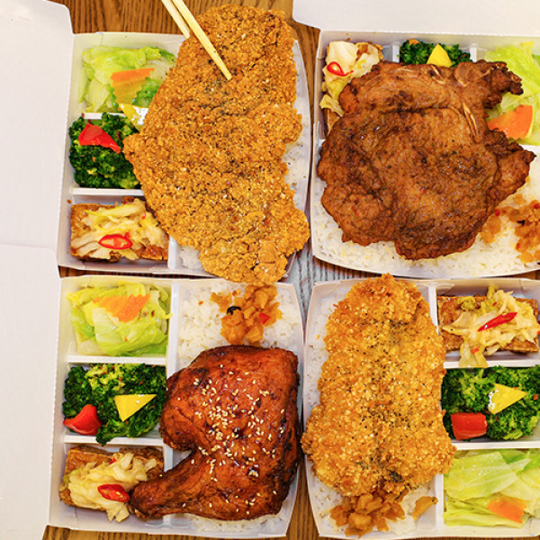 新北市 餐飲 台式料理 正忠排骨飯