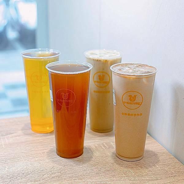 台北市 餐飲 飲料‧甜點 飲料‧手搖飲 合粹單杯手作茶 伊通店