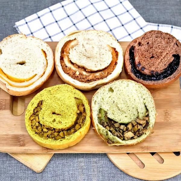 台南市 餐飲 糕點麵包 小樣貝果