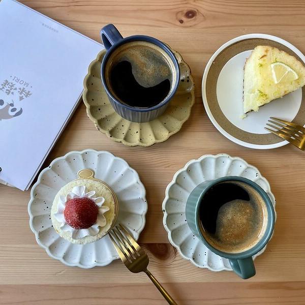 桃園市 餐飲 咖啡館 森凝 MORI 甜點輕食