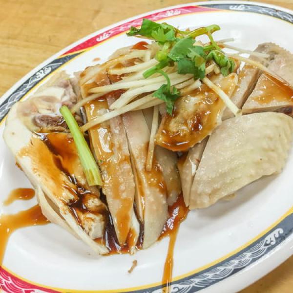 台北市 美食 攤販 台式小吃 山雞王
