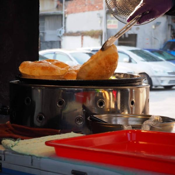 台北市 餐飲 夜市攤販小吃 北投炸彈蔥油餅