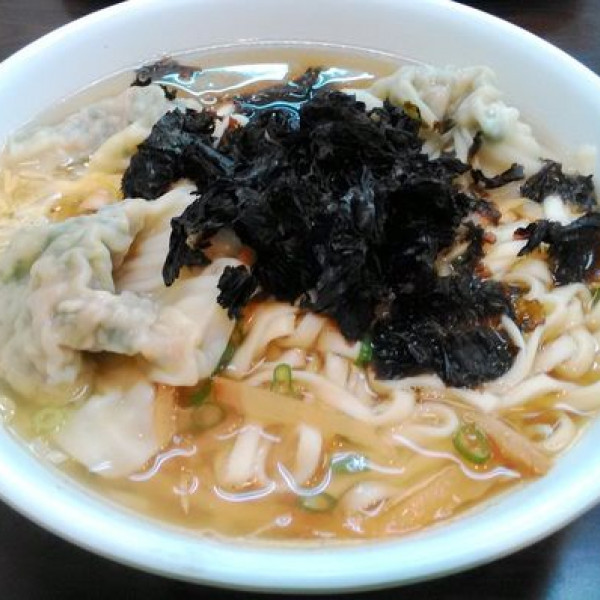 台北市 美食 攤販 台式小吃 老虎醬溫州大餛飩(長春店)