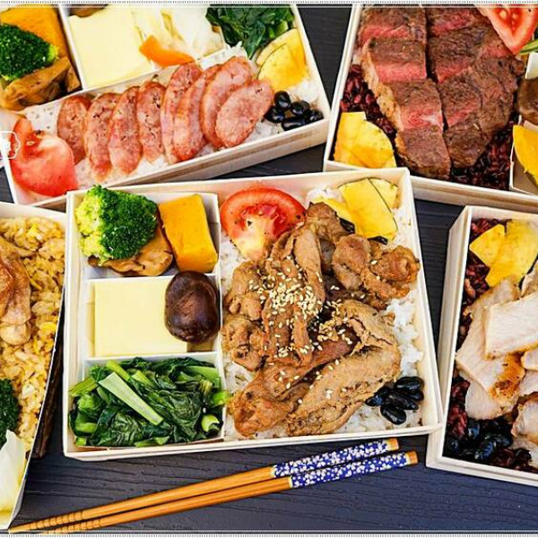 台中市 餐飲 中式料理 叁家壹弁當