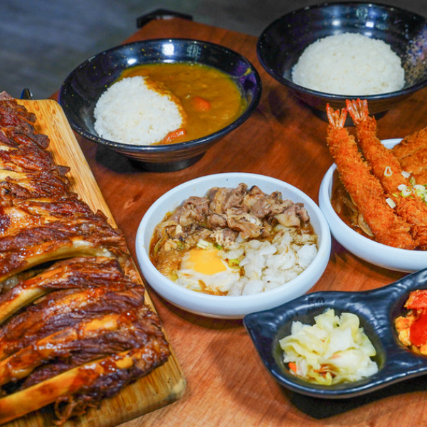 高雄市 餐飲 台式料理 瘋丼·丼飯