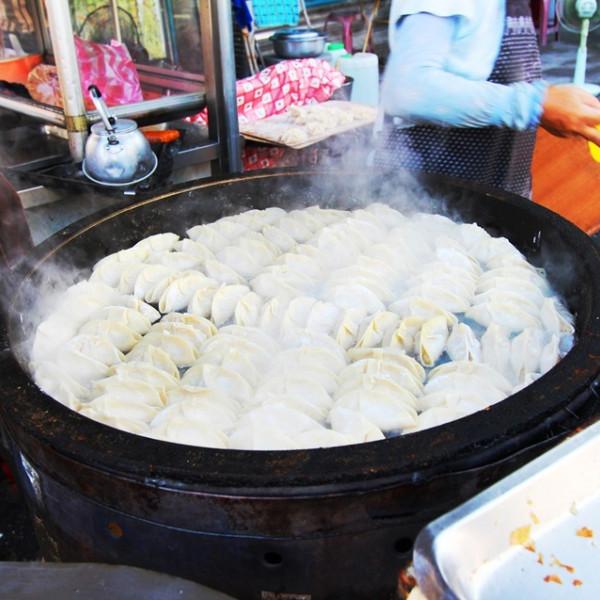 台南市 餐飲 早.午餐、宵夜 中式早餐 大灣煎餃