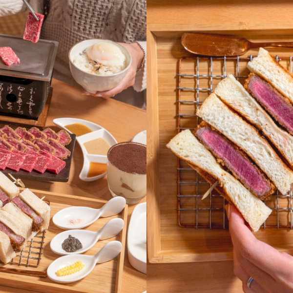 台中市 餐飲 牛排館 嵐山熟成牛かつ專売-台中西區健行店