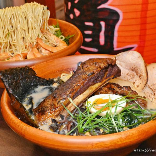 台中市 餐飲 日式料理 拉麵‧麵食 頑者炙り焼ラーメン-榮華店