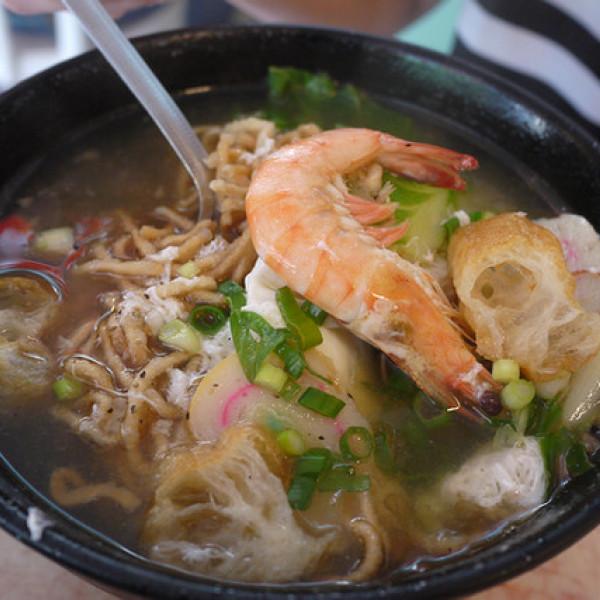 台南市 美食 餐廳 中式料理 麵食點心 小豆豆鍋燒意麵