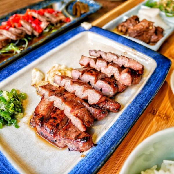 台北市 餐飲 日式料理 燒烤‧串燒 起上小法師牛舌炭燒專門店