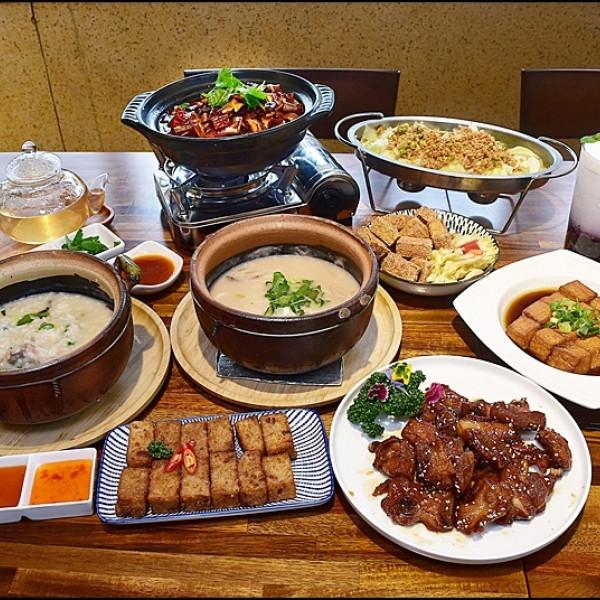 台中市 餐飲 台式料理 初月砂鍋粥
