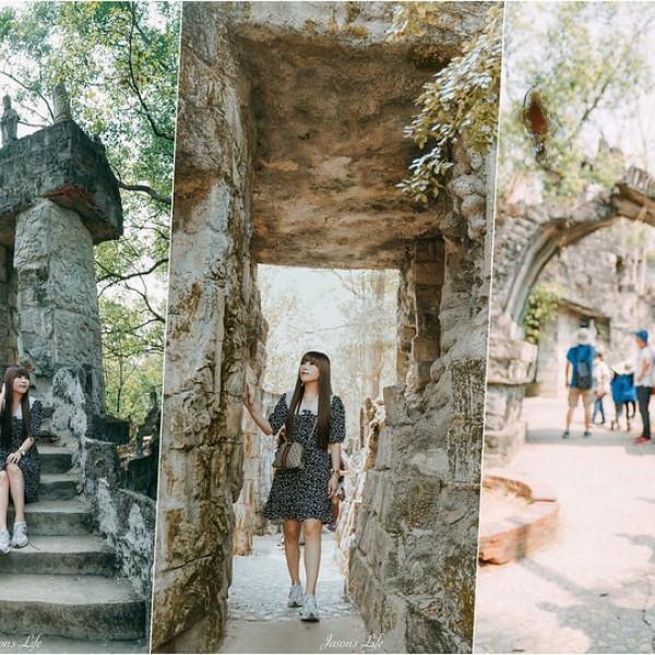台南市 觀光 觀光景點 楠西萬佛寺